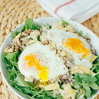 4-Ingredient Seaside Breakfast Salad.