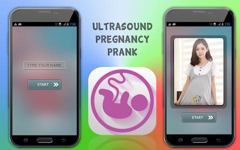 Pregnancy Prank screenshot 0