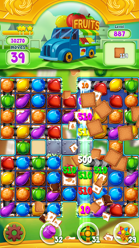 Food Burst: An Exciting Puzzle Game apktram screenshots 8