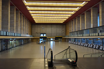 Photo: Tempelhof Air Terminal