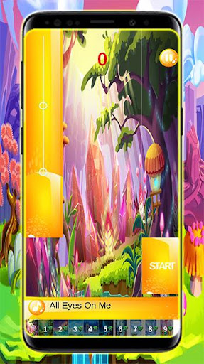 New 🎹 Bendy Piano Tiles Game screenshot 3