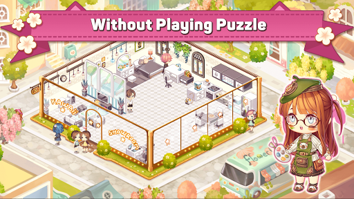 Kawaii Home Design - House Decorating Game  captures d'écran 2