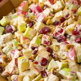 Apple Walnut Fruit Salad Recipes.