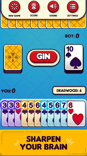 Download Gin Rummy Free! MOD APK 2