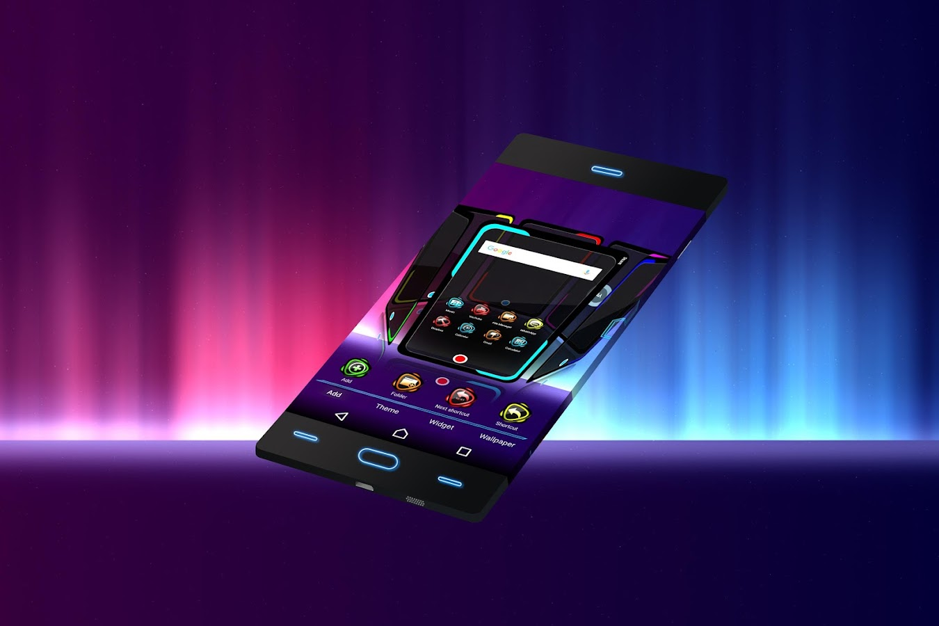 Phone Download Free Themes For Android Phones free theme for android shine3d apps on google play screenshot