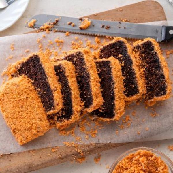 trending recipes creamy choco butternut loaf
