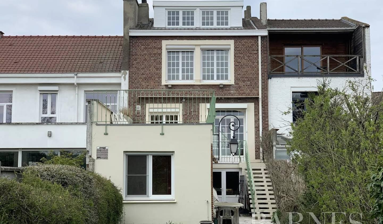 Maison avec jardin et terrasse Marcq-en-Baroeul