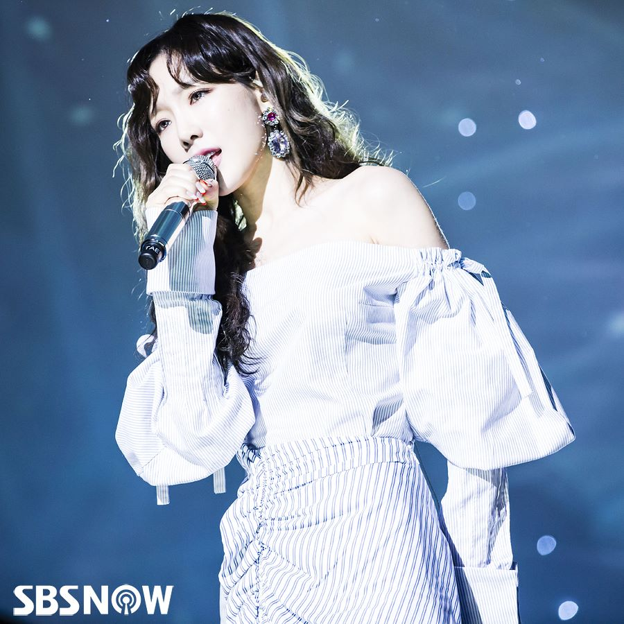 taeyeon curly 9