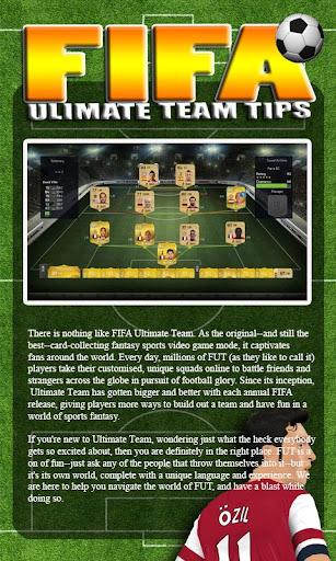FIAFA 15 Ultimate Team Tips