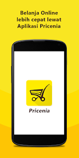 Pricenia - Pembanding Harga- screenshot thumbnail