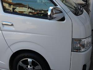 ハイエース TRH200Kのカスタム事例画像 ぴとさんの2020年11月15日13:10の投稿