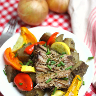 Summer Slow Cooker Pot Roast