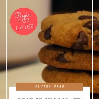 Best Gluten Free Chocolate Chip Cookie Ever