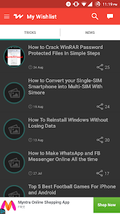 TechyWiki – Tech Hacks- screenshot thumbnail