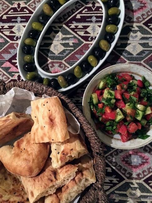 Azerbejdżan, kuchnia, chleb, kuchnia Azerbejdżanu