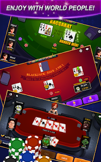 Casino Live - Poker,Slots,Keno screenshot 03