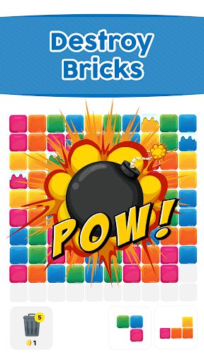 Tetrik: Color Block Puzzle with Reverse Gravity! screenshot 5