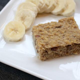 Banana Breakfast Bars.