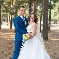 Wedding photographer Oksana Sinicina (ksuha). Photo of 31.07.2017