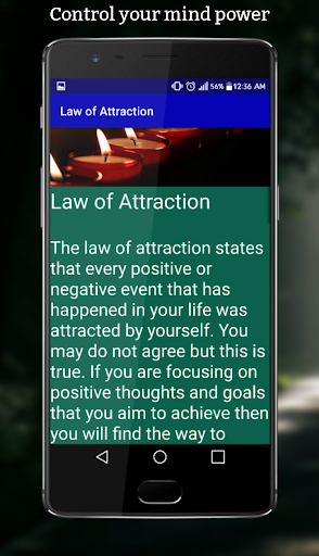 Mind Power - Motivation & Law of Attraction for PC