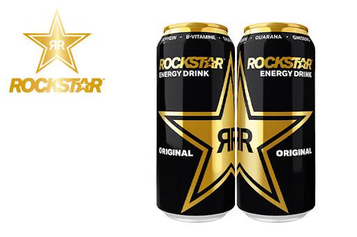 Bild für Cashback-Angebot: 1 Dose Rockstar Energy 0,5l gratis