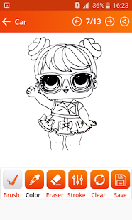 How To Draw LOL Doll Surprise (LOL Suprise Doll ) - náhled