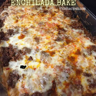 Enchilada Bake.