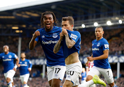 Premier League : Everton renoue avec la victoire grâce à des magnifiques buts de Bernard et Sigurdsson (Vidéos)