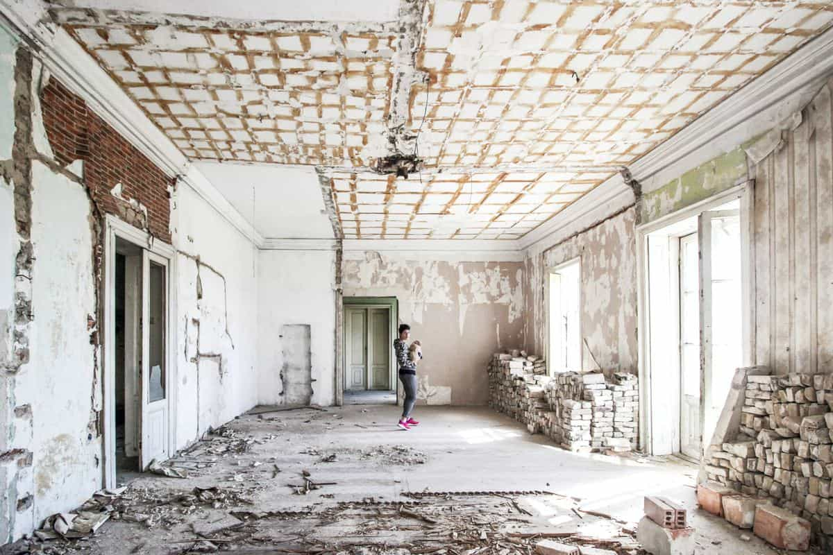 obnova hiše