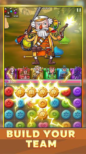Puzzle Land: Match 3 RPG 0.1.250 de.gamequotes.net 2