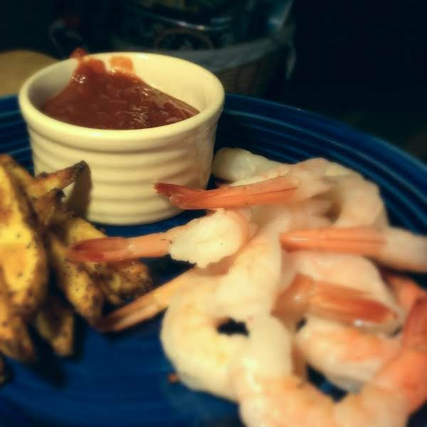 Shrimp And Cocktail Sauce Recipe