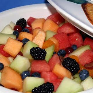 Twitchy's Famous Fruit Salad.