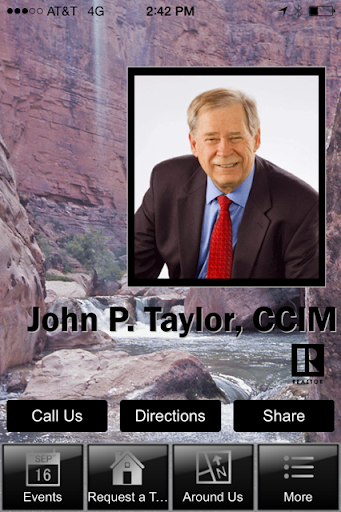 John P Taylor CCIM
