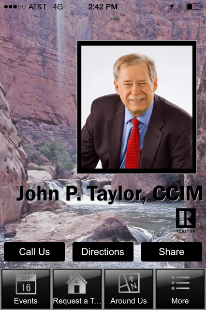 John P Taylor CCIM- screenshot
