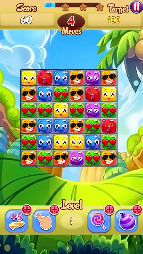 Jelly Candy Match 3 Puzzle  screenshots 2