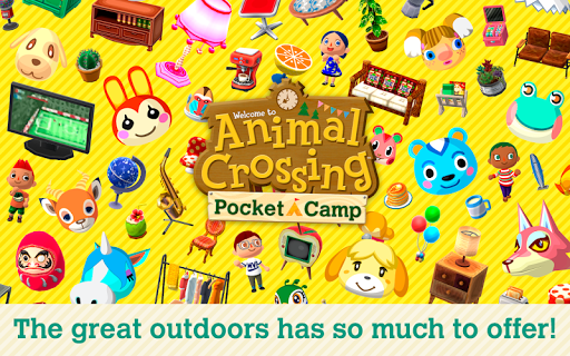 Animal Crossing: Pocket Camp screenshot 1