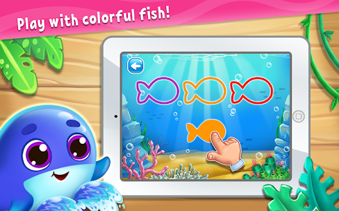 Colors for Kids, Toddlers, Babies – Learning Game 2