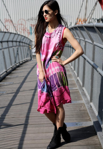 Photo: Bird On A Wire https://marketplace.asos.com/listing/dresses/stunning-cotton-tie-dye-grunge-dress/360997