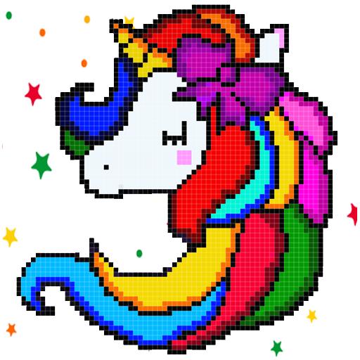 Unicorn Pixel Art Kawaii 20 Apk Download Comunicorn