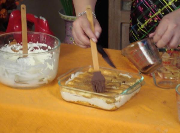 Eat-all-you-can Tiramisu Recipe