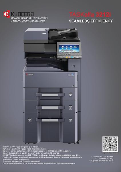 KYOCERA Multifunction Printers Service Center