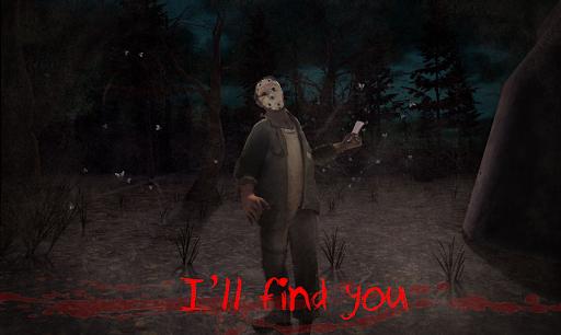 제이슨 공포의 게임 - 무서운 집 탈출어드벤처 탈출방 이미지[1]