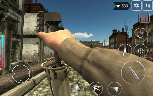 Call Of Courage : WW2 FPS Action Game apkdebit screenshots 6