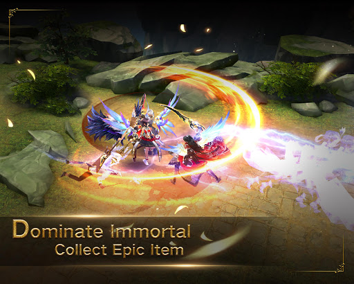 Blade Chaos: Tales of Immortals - screenshot