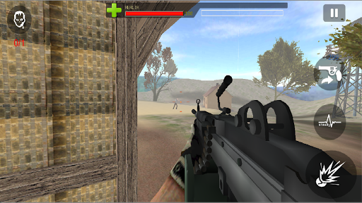 Zombie Sniper Shooter King: New FPS Shooting Games cheat screenshots 2