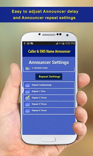 玩免費工具APP|下載来电和短信名称播音员 app不用錢|硬是要APP