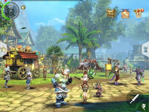 Order & Chaos 2: 3D MMO RPG screenshot 6