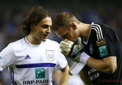 """Anderlecht possède à nouveau un top joueur: """"Le niveau en Belgique est trop faible pour lui"""""""