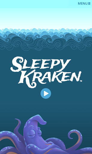 Sleepy Kraken
