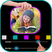 Photo Border Editor